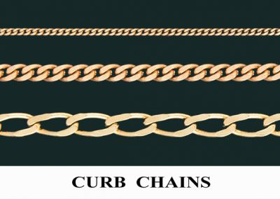 Curb Chains