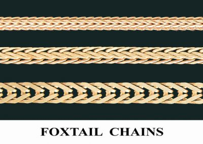 Foxtail Chains